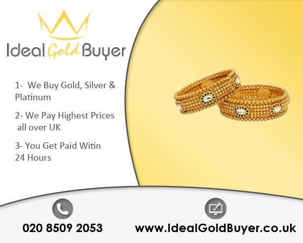 Sell Gold Bangles For Cash Online