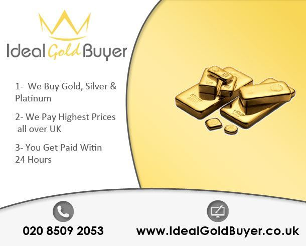 Sell Gold Bars For Cash Online