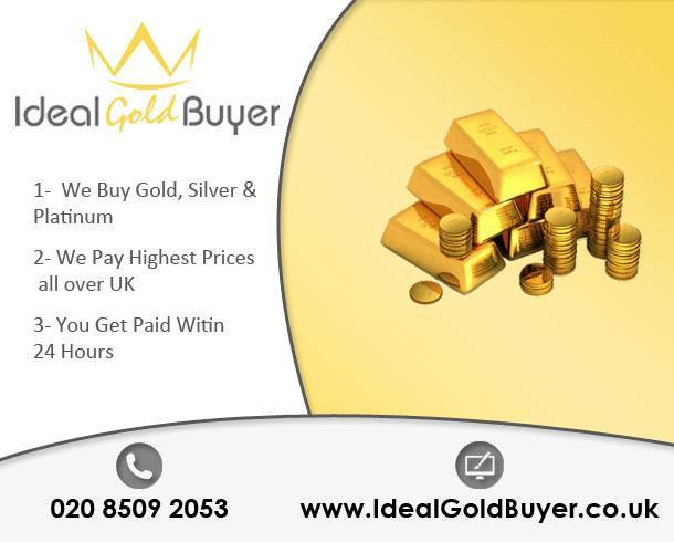 Sell Gold Bullions For Cash Online