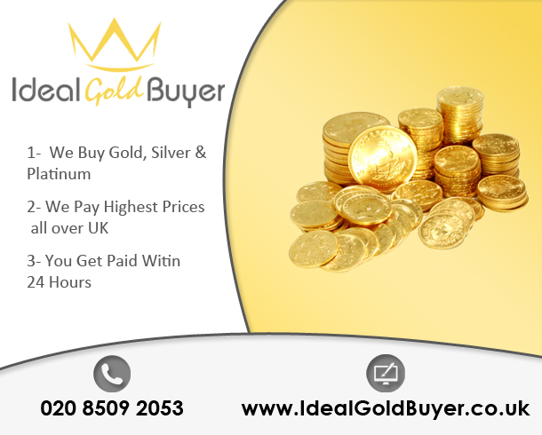 Sell Gold Coins For Cash Online