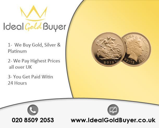Sell Gold Half Sovereigns For Cash Online
