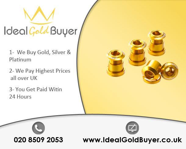 Sell Gold Industrial For Cash Online