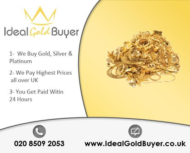 Sell Gold Jewellery For Cash Online