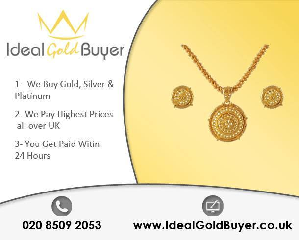 Sell Gold Ornaments For Cash Online