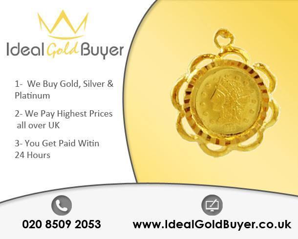 Sell Gold Pendants For Cash Online