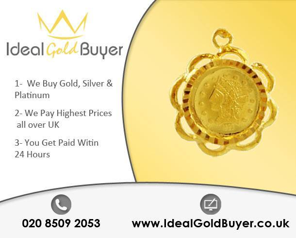 Sell Gold Pendants For Cash Online