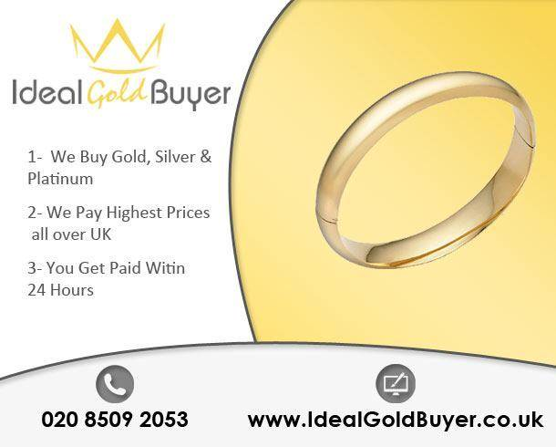 Sell Gold Bracelets For Cash Online