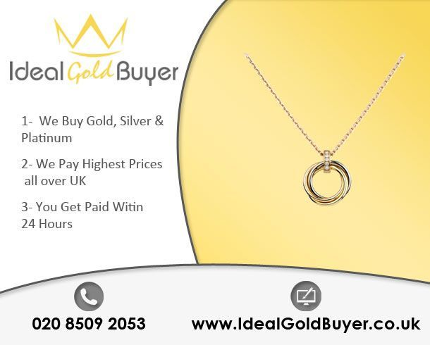 Sell Gold Necklaces For Cash Online