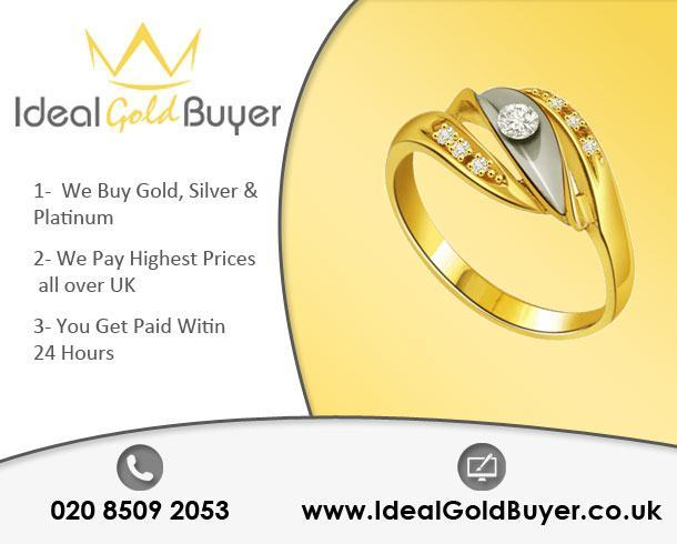 Sell Gold Rings For Cash Online