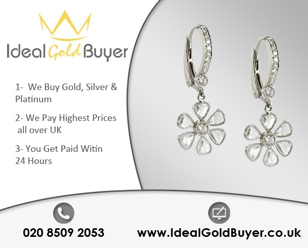 Prices of Platinum Earrings