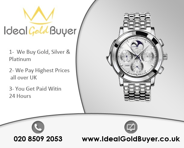 Prices of Platinum Watches