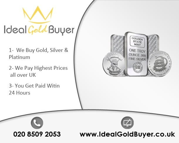 Prices of Silver Bullions