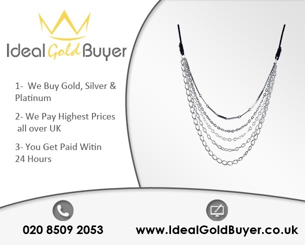 Prices of Silver Chains