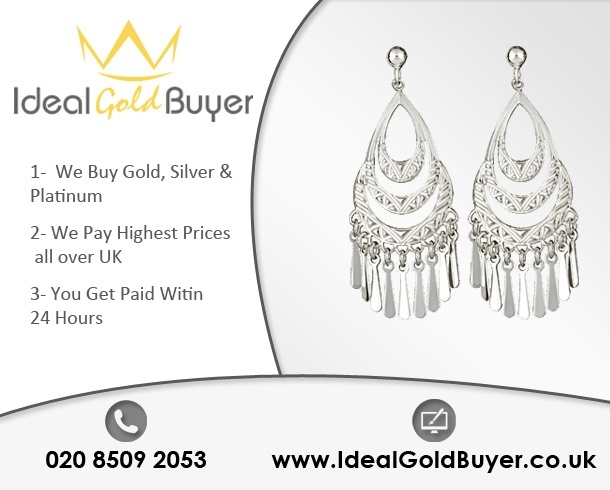 Prices of Silver Earrings