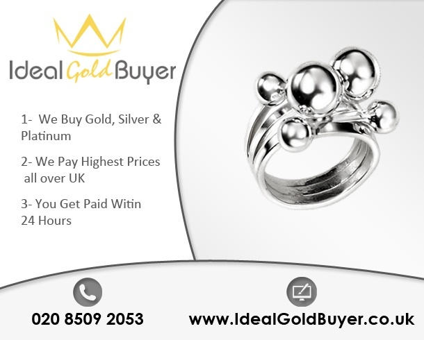 Prices of Silver Rings
