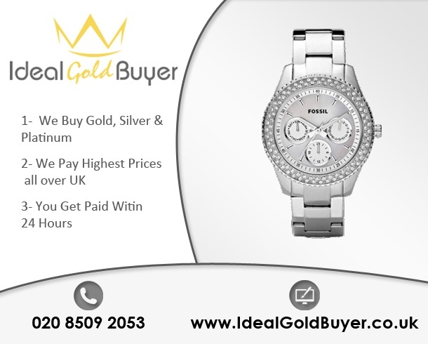 Prices of Silver Watches