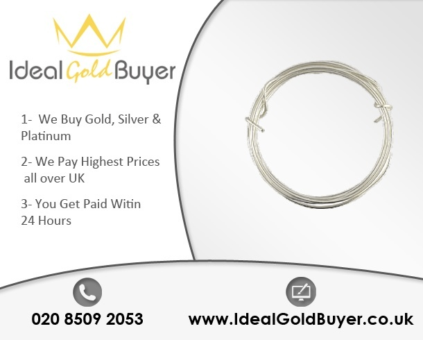 Prices of Silver Wires